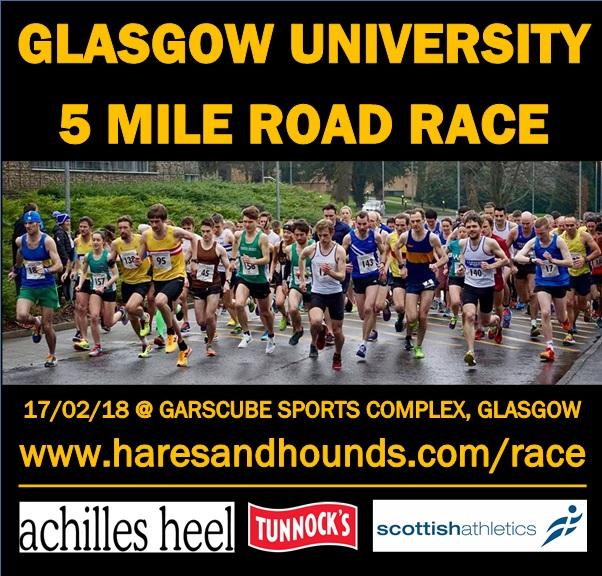 Glasgow University Road Race